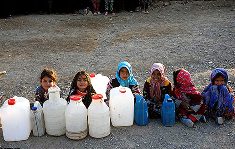Iran: 79% of Southern Town Residents Lack Drinking Water