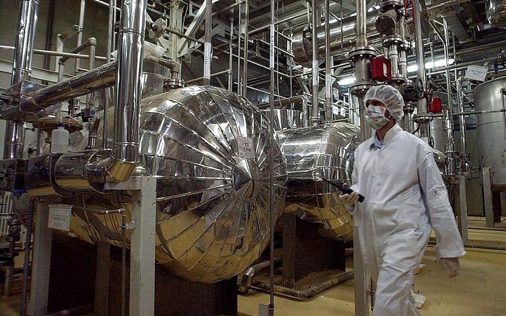Iran's Nuclear Centrifuges Are Failing