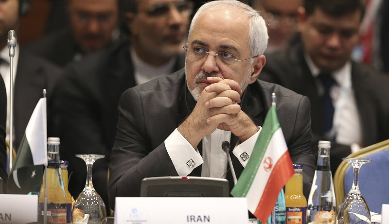 Iran Regime's threats show just how weak it is