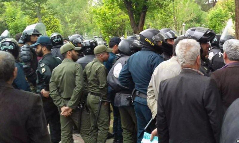 Massive Protests to Continue in Iran