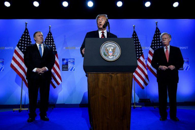 Iran Regime Will Fall Following US Sanctions