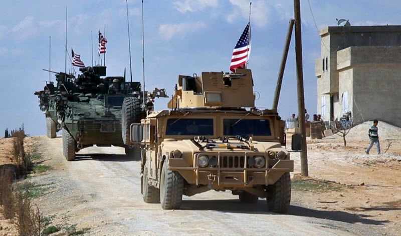 American forces in Syria