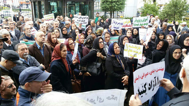 Iran Faced with Protest Rallies against Poverty