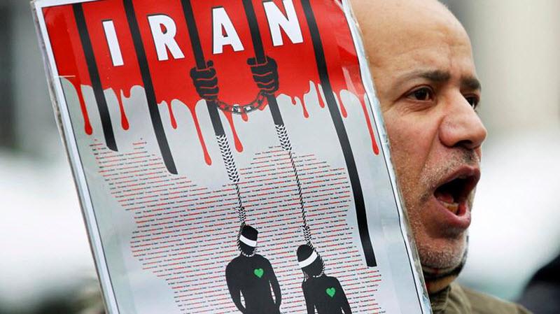 Juvenile execution in Iran
