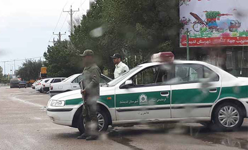 Iran arrests four for reporting on floods