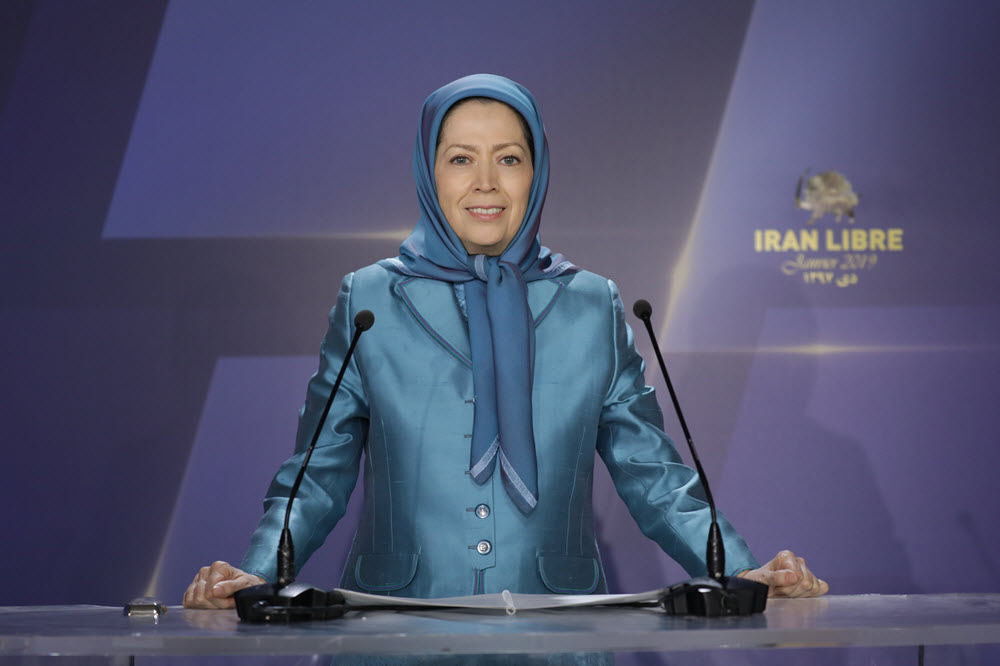 Maryam Rajavi Welcomes Change in US Policy on Iran