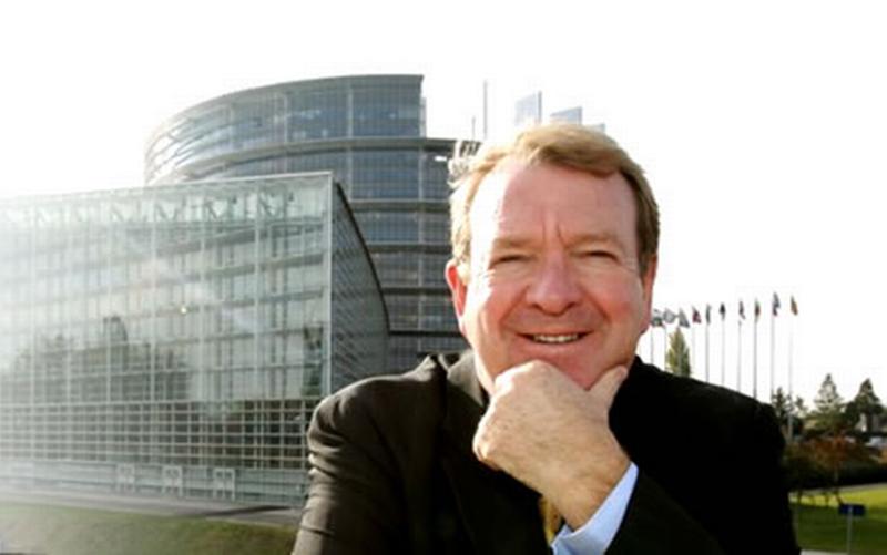 Former Conservative MEP Struan Stevenson