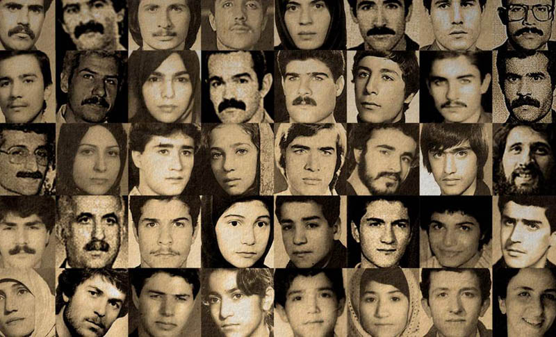 Amnesty international report about thousands of unregistered deaths of political prisoners massacred in 1988.