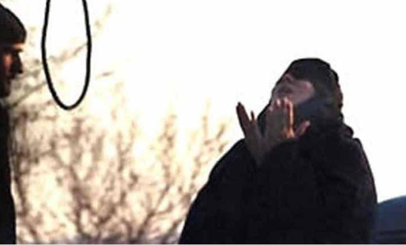 94th woman executed in Iran