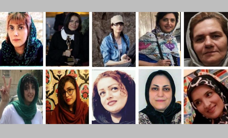 Iran world's biggest jailer of women journalists