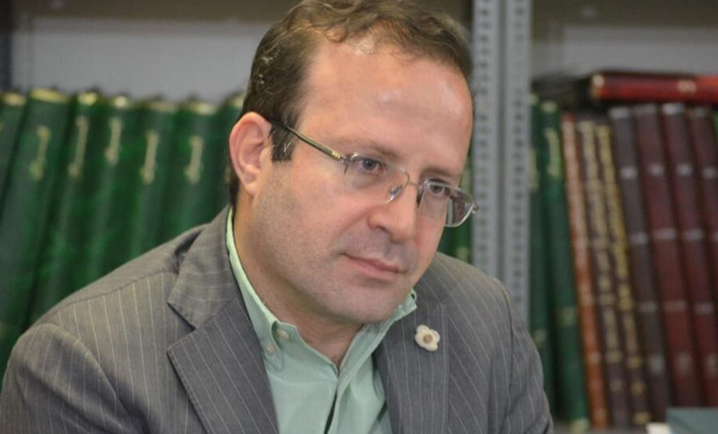 Kameel Ahmady, a British-Iranian anthropologist, was arrested from his home in the capital city of Tehran last weekend.