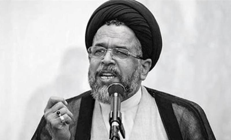 Iranian regime Intelligence Minister Mahmoud Alavi
