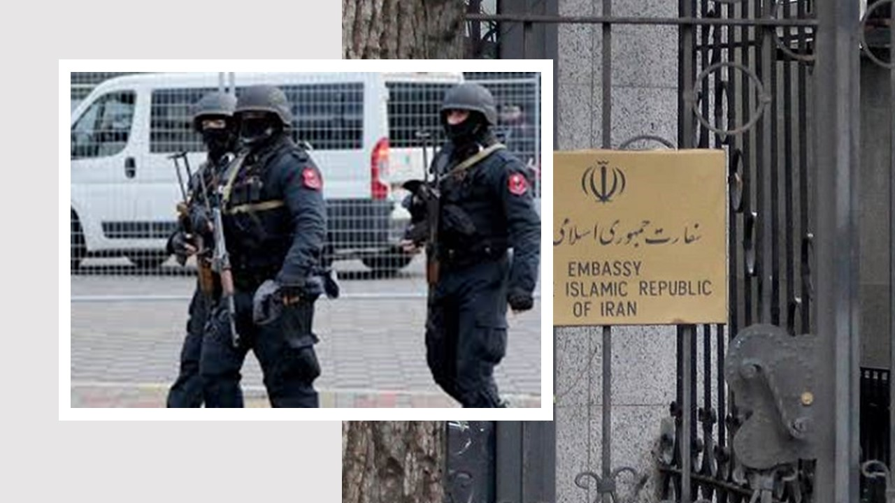 the Albanian Government expelled two more Iranian diplomat-terrorists