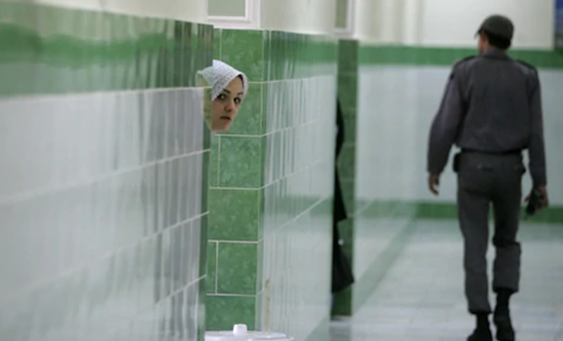 Prison conditions in Iran causing inmates to self-harm
