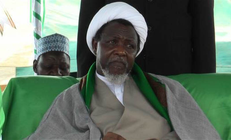 Nigeria's Federal Government accused leader of Islamic Movement in Nigeria (IMN), Sheikh Ibrahim Zakzaky, of working with Iran