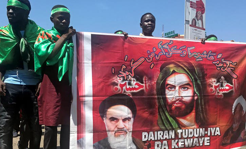 The Nigerian government has banned a Shiite organisation that is funded by Iran. The group, named the Islamic Movement in Nigeria (IMN), is promoting the idea of Nigeria becoming a republic state like Iran.