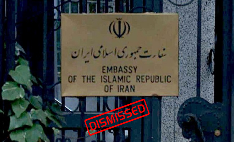 """Albania recently expelled two Iranian """"diplomats"""" on espionage charges, according to Top Channel TV on January 19."""