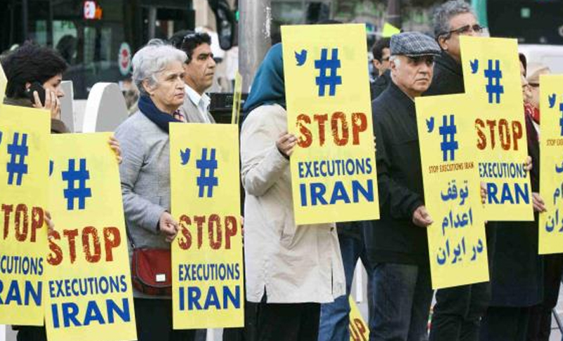 Iran Executes 100th Woman during Rouhani's Tenure