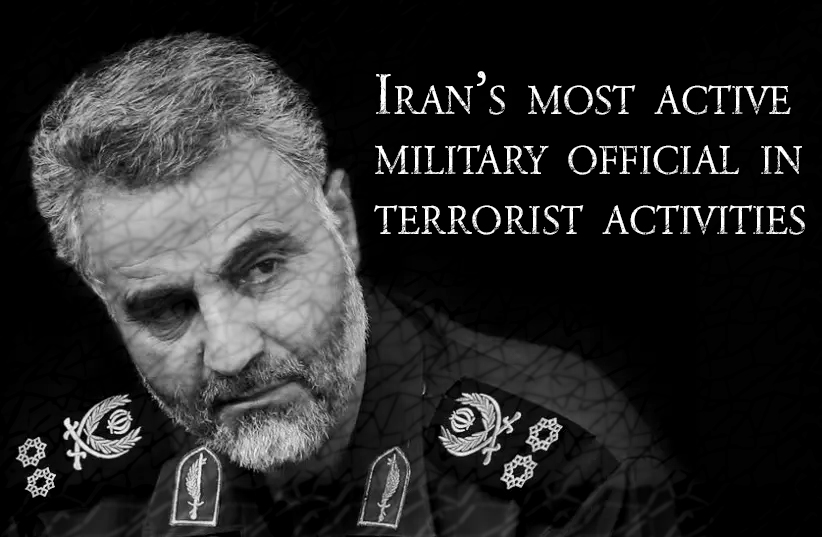 The Qods Force is created for extra-territorial terrorist operations and Qassem Soleimani is the head of this terrorist organization.