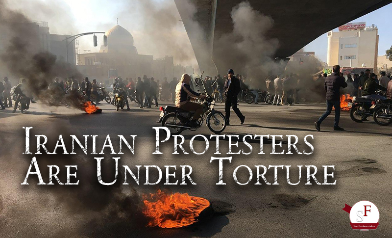 According to reports and information received by Iran's main opposition movement the People's Mojahedin Organization of Iran (PMOI/MEK), the Iranian regime's interrogators and torturers have transferred many of the wounded out of hospitals to prison and put them under torture.