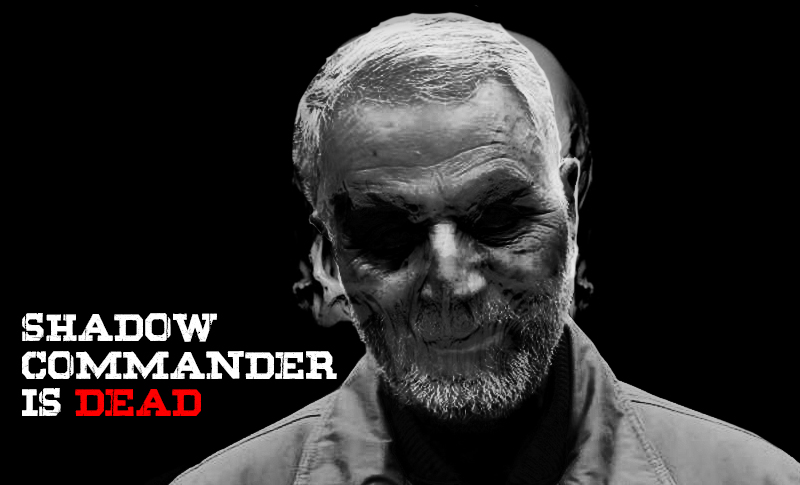 The Iranian Revolutionary Guards' Quds Force, Major General Qassem Soleimani, was killed in a U.S strike in Iraq early Friday morning. Soleimani was the most influential Iranian military figure and representative of Iran regime's supreme leader Ali Khamenei.