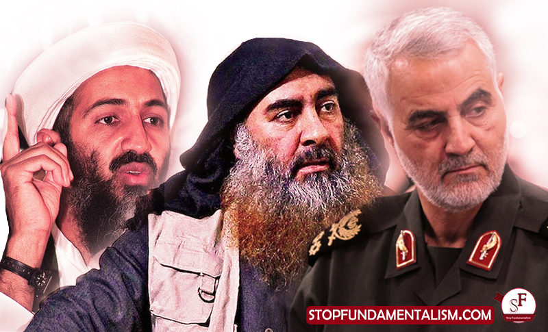 The elimination of Qassem Soleimani and Abu Mehdi Muhandes, the head of Iraq's suppressive Bassij force, as an irreparable blow to the clerical regime.
