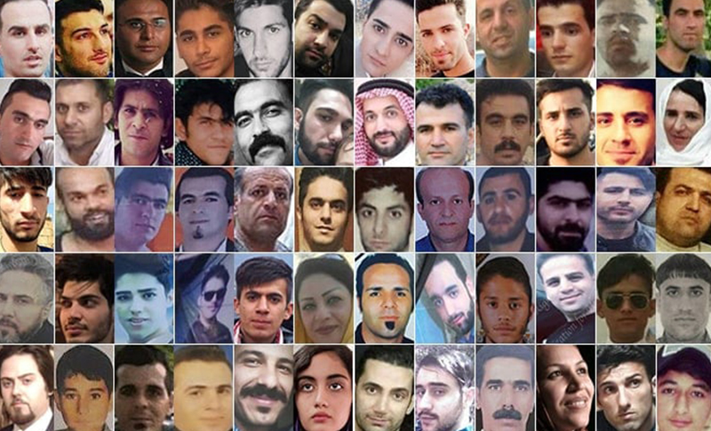 Sources affiliated with the Iranian opposition People's Mojahedin Organization of Iran (PMOI/MEK) inside Iran are constantly providing new reports on the November uprising, identifying 504 protesters who were killed by the regime's security forces