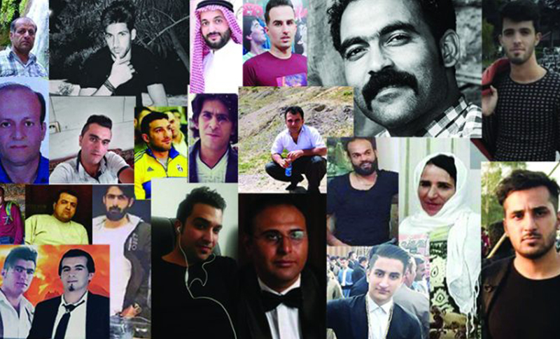 Iran's main opposition movement the People's Mojahedin Organization of Iran (PMOI/MEK) released the names of 14 more martyrs of November 2019 nationwide protests. So far 615 martyrs are identified.