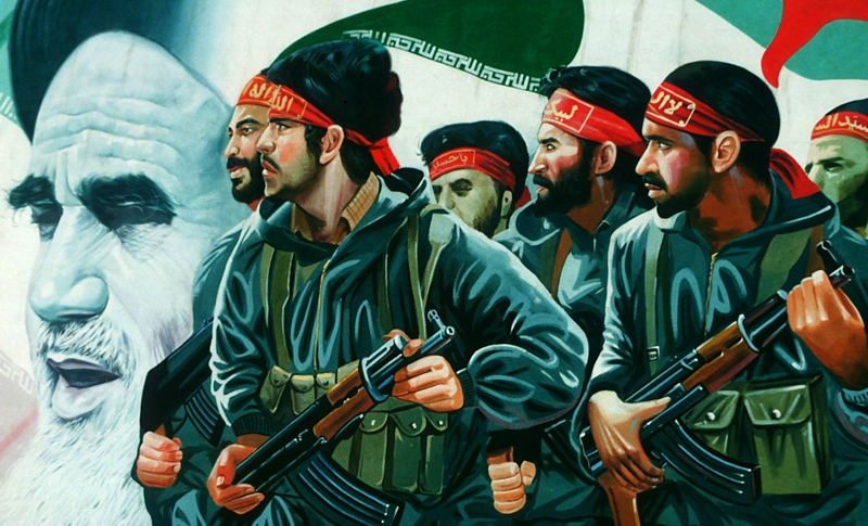 The Islamic Revolutionary Guard Corps (IRGC) is founded after the 1979 revolution on 22 April 1979 by Islamic Republic founder Ruhollah Khomeini.
