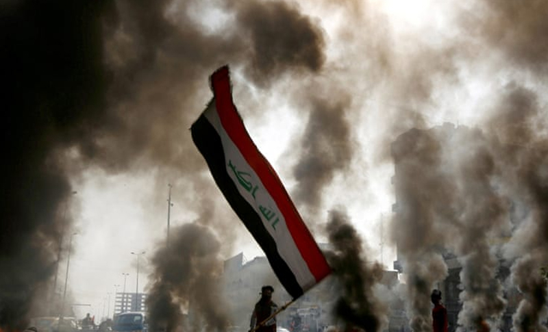 The popular uprising in Iraq that started in October this year has led to the formation of a new balance of power in Iraq.