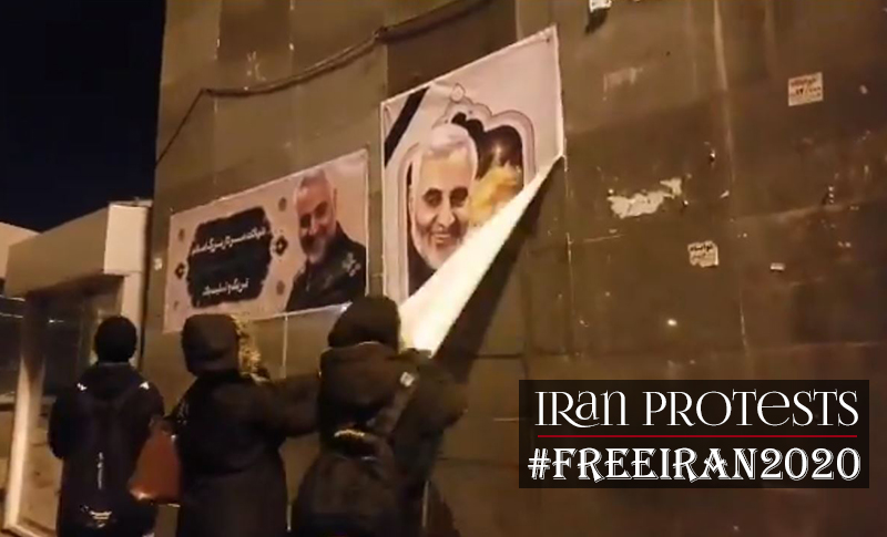 Qassem Soleimani was killed during the US drone attack on 3rd January. He was head of the Quds Force branch of the Islamic Revolutionary Guard Corps (IRGC) and has been involved with, or instigated, numerous serious crimes across the region.