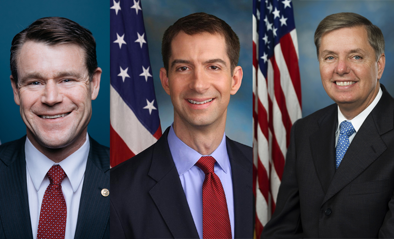Lawmakers from the United States have been voicing their support for the Iranian people as they continue their anti-regime protests across the country.