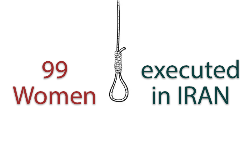 Iran Executions: Eight People Including a Woman Hanged
