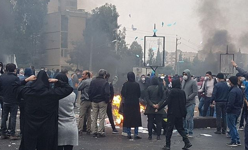 Over 250 protesters were arrested in Kermanshah Province alone during the November uprising, according to Ali Akbar Javidan, the head of state police there, who was quoted in a report on Wednesday by the Fars news agency.