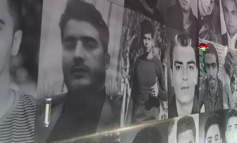 Iran's main opposition movement the People's Mojahedin Organization of Iran (PMOI/MEK) released the names of 30 more martyrs of November 2019 nationwide protests. So far 587 martyrs are identified.