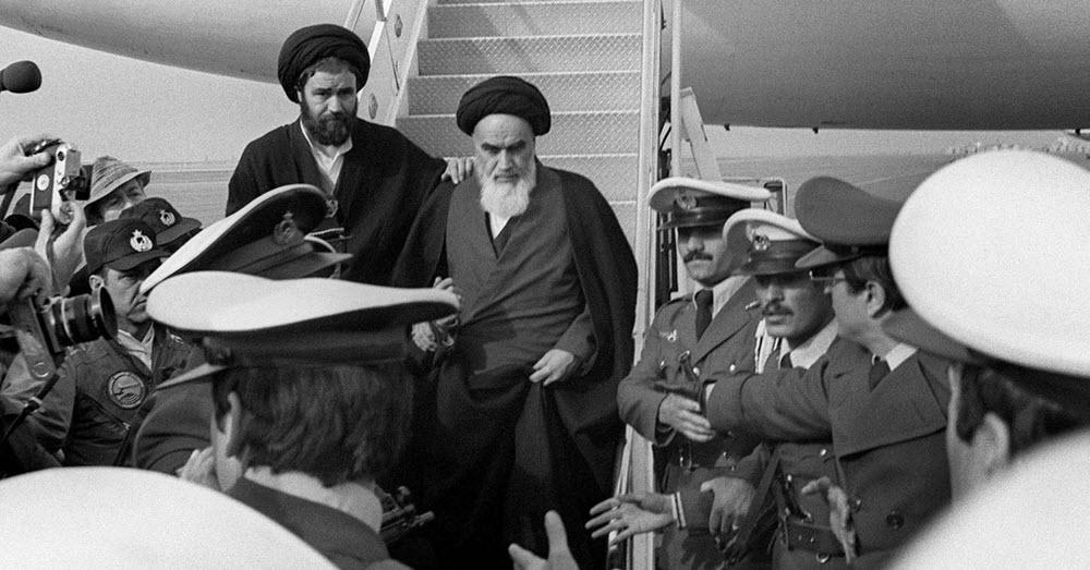 IRAN: Khomeini Disgusting Legacy