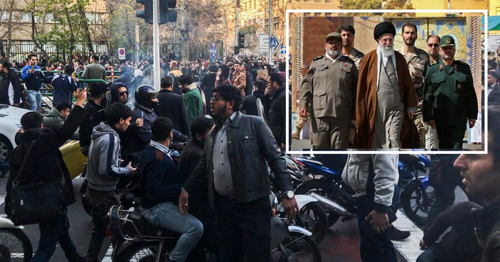 Iran Regime Closer to Complete Collapse