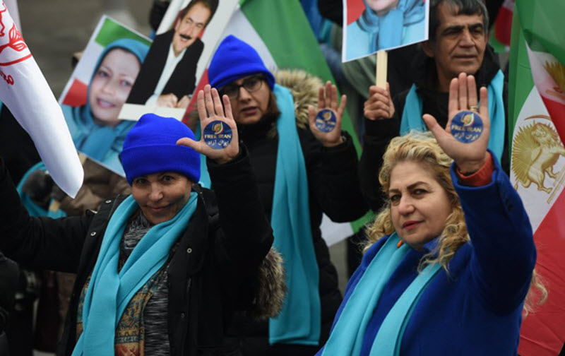 Show Solidarity with repressed 'Iranian Sisters'
