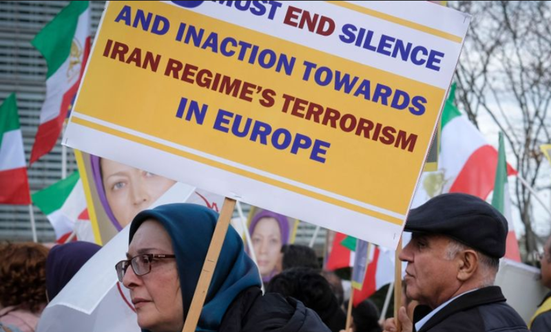 The EU Gets Serious About Iran's Terror Plots
