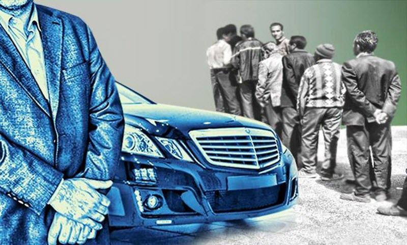 Regime Elites Flaunt Wealth While Iranians Go Hungry