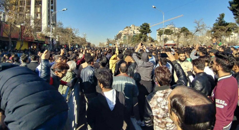Why Iranian People Call for a Change