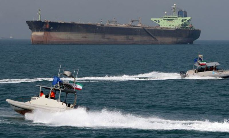 Iran involved in mysterious oil tanker disappearance