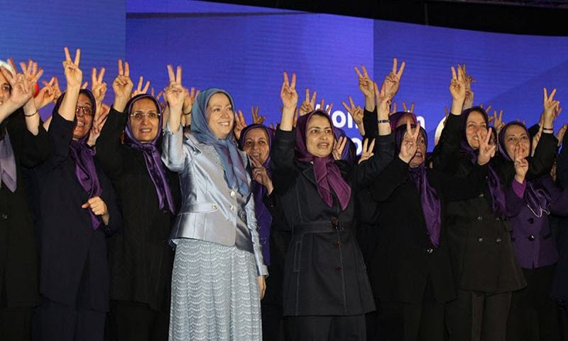 Iranian women in the MEK: symbol of struggle against the mullahs