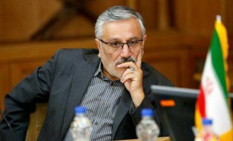 Ghasem Mirza Neko, Member of Iranian parliament