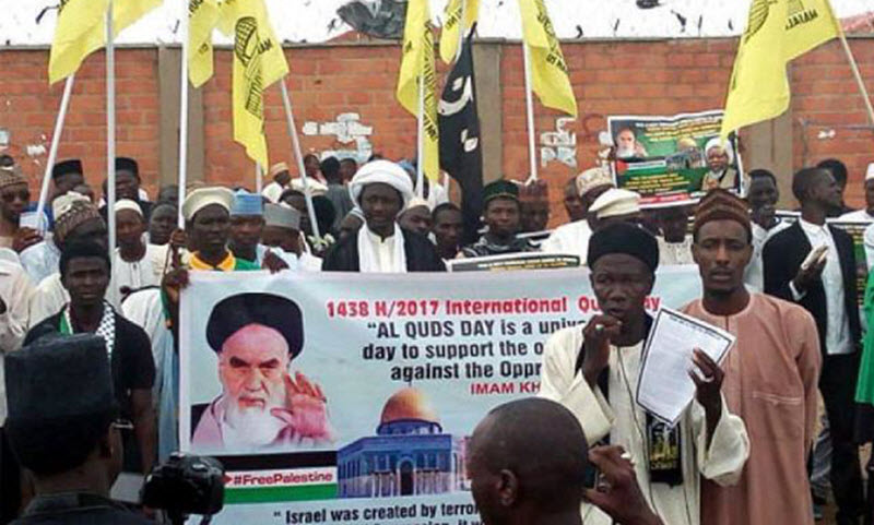 Iranian regime expanding in Africa