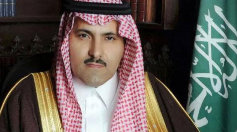 Mohammed Al Jaber the Saudi Ambassador to Yemen