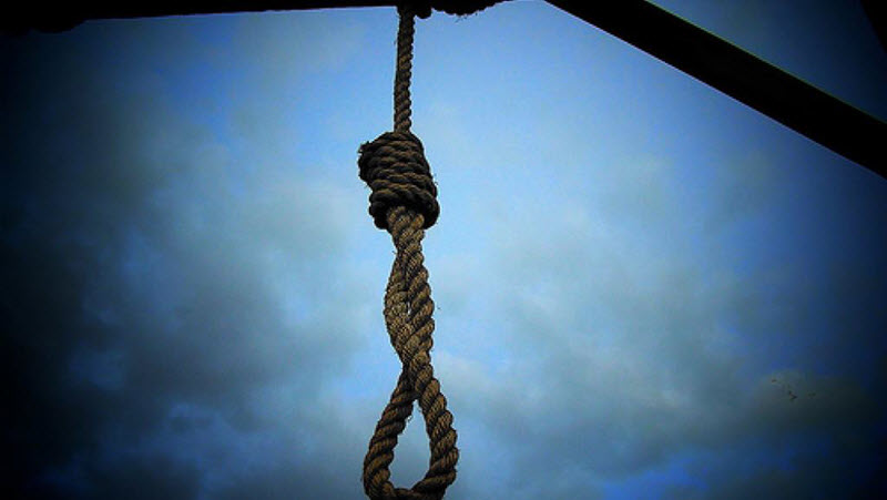 Picture of death penalty