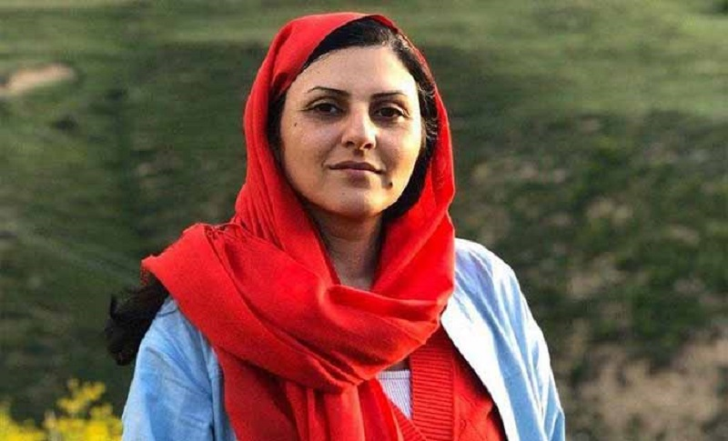 Gorokh Ebrahimi Iraee, an Iranian civil rights activist was arrested at her home on Saturday November 9, 2019.