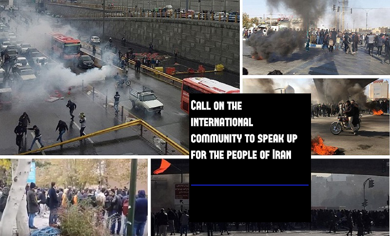 Iran Protests 2019 and the Response of international community