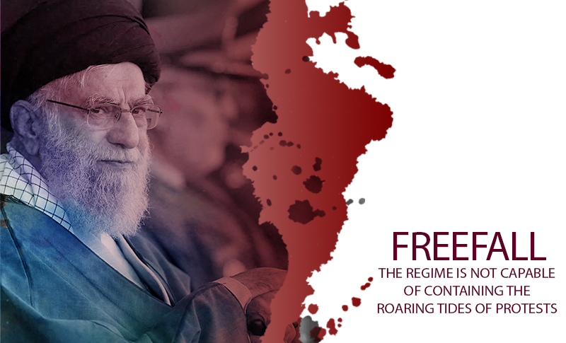 After the November nationwide Iran proteststhe Islamic Republic of Iran is in Freefall